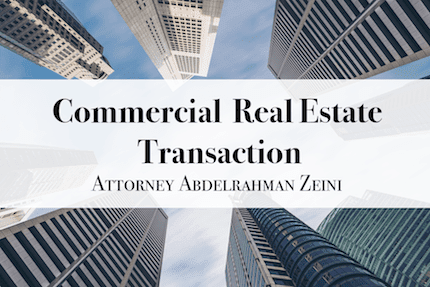 The Commercial Real Estate Transaction