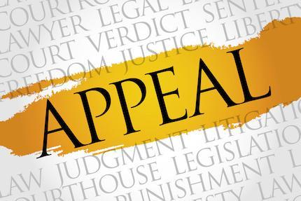 Appeals: Start to Finish