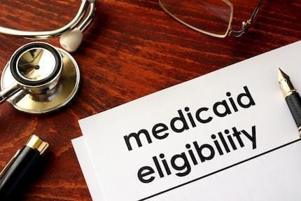 Medicaid Eligibility Process for Nursing Home Care