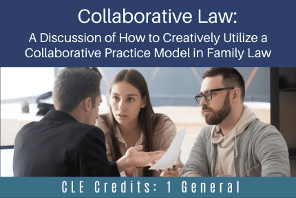 Collaborative Law CLE