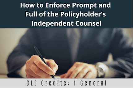 How to Enfoce Prompt and Full CLE