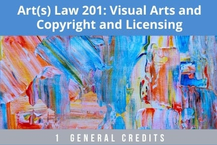 Arts Law 201 CLE
