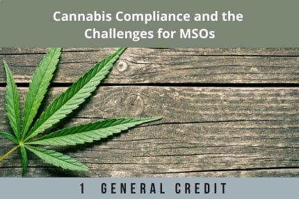 Cannabis Compliance CLE