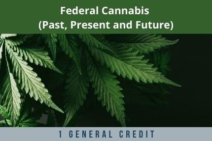 Federal Cannabis CLE