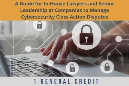 A Guide For In-House Lawyers CLE