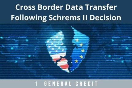 Cross Border Data Transfer CLE