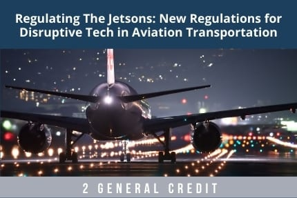 Regulating The Jetsons CLE