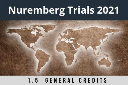 Nuremberg Trials CLE