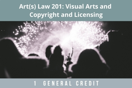 Arts Law 201-CLE