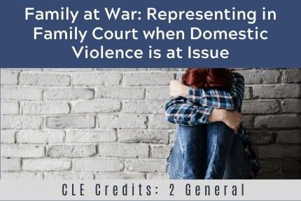 Family At War CLE
