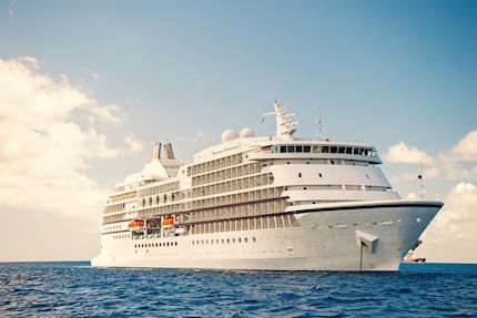 Handling Cruise Ship
