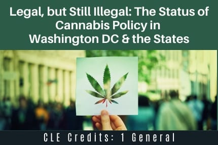 Legal But Still Illegal CLE