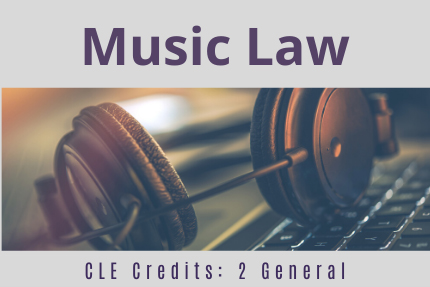 Music Law CLE