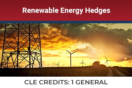 Renewable Energy Hedges CLE